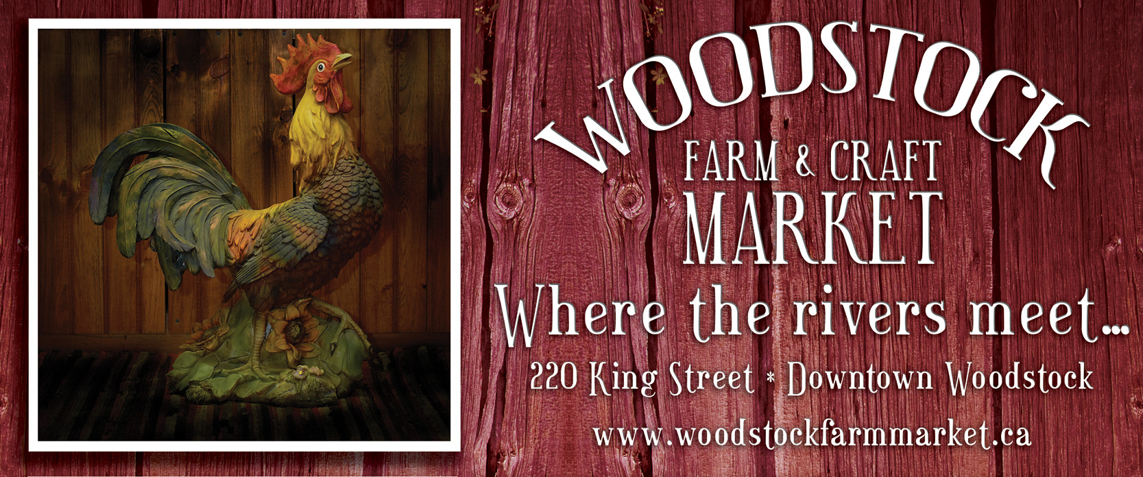 Woodstock Farm & Craft Market